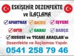 Eskişehir Dezenfekte, Dezenfeksiyon İlaçlama, Eskişehir Temizlik